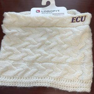 New with tags ECU infinity a knit scarf